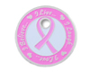 Breast Cancer Awarness <br>Travel Tag