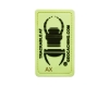 Travel Bug<br>Trackable Patch<br>*glow in the dark*