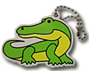 Alvin the Alligator<br>Travel Tag