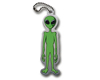 Helium the Alien<br>Travel Tag